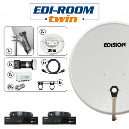 EDI-ROOM twin