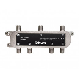 453403 splitter 6 ways F...