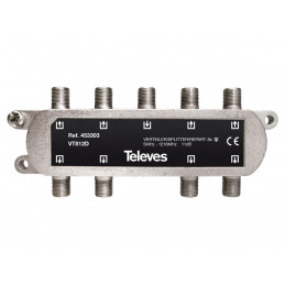 453303 splitter 8 ways F...