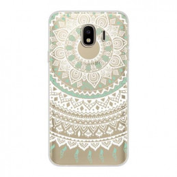 Θήκη TPU inos Samsung J400F Galaxy J4 (2018) Art Theme Dreamcatcher